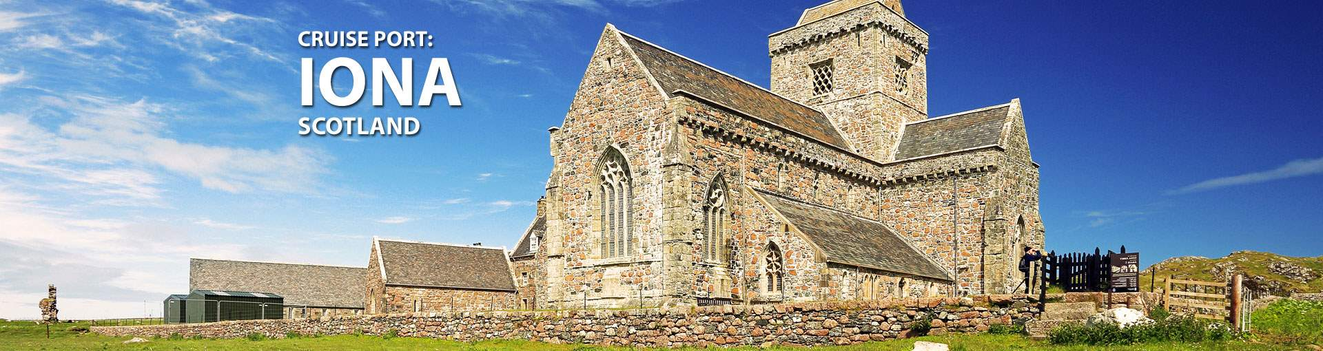 Cruises to Iona, Scotland