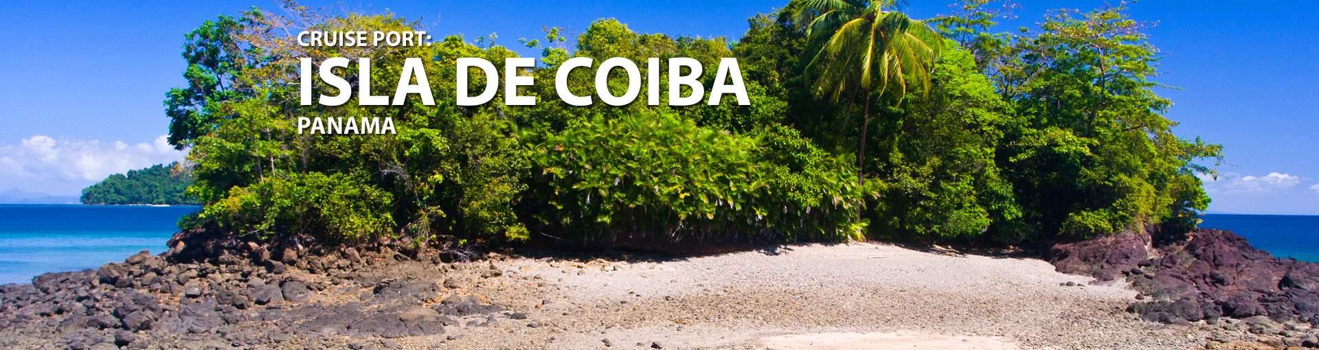 Cruises to Isla De Coiba, Panama