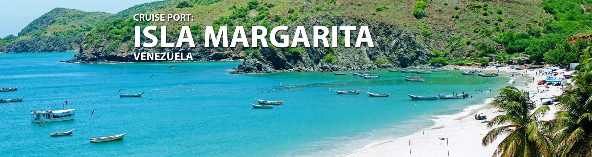 Cruises to Isla Margarita, Venezuela