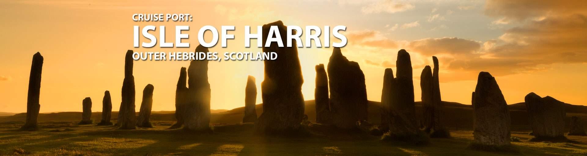 Cruises to Isle of Harris, Scotland