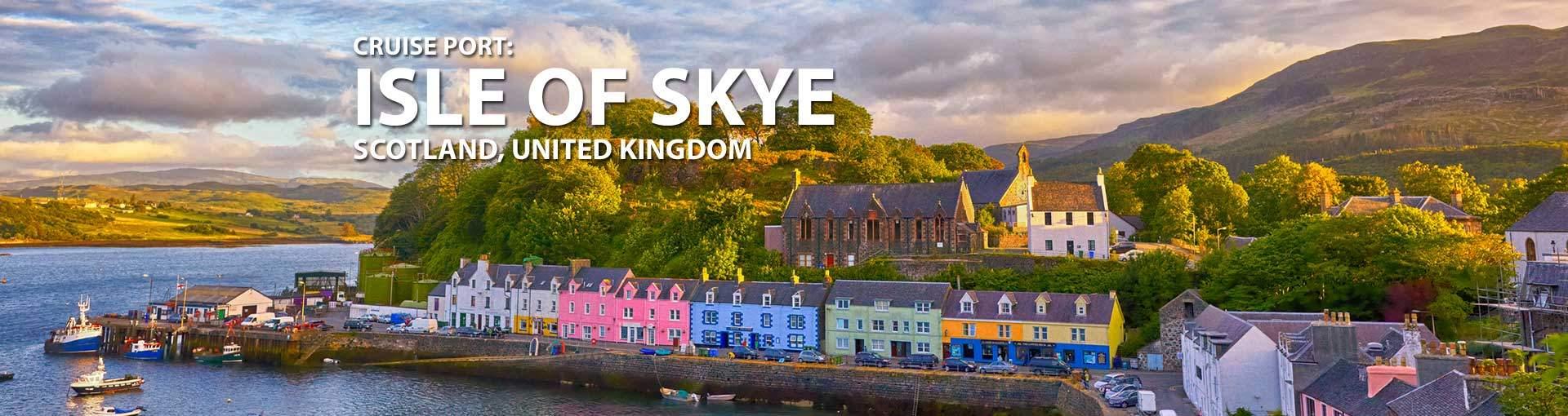 Cruises to Isle of Skye, United Kingdom