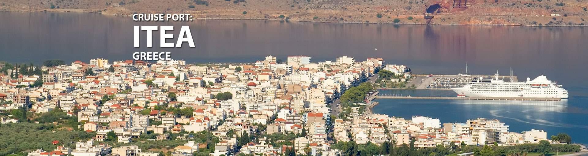 Cruises to Itea, Greece