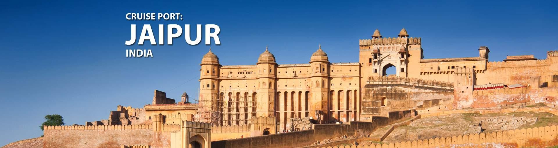 Cruises to Jaipur India