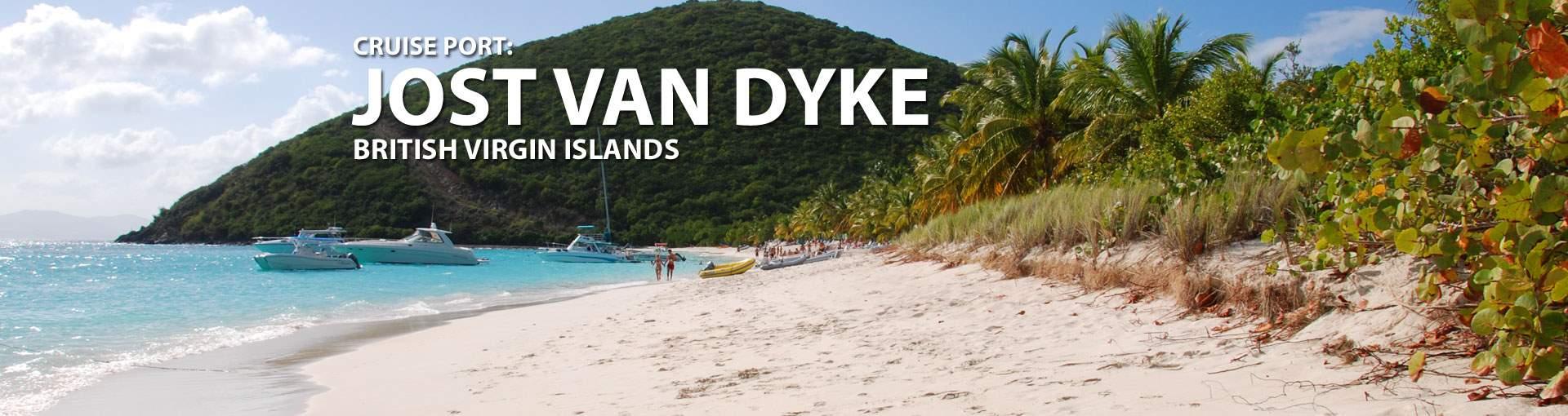 Cruises to Jost Van Dyke, British Virgin Islands