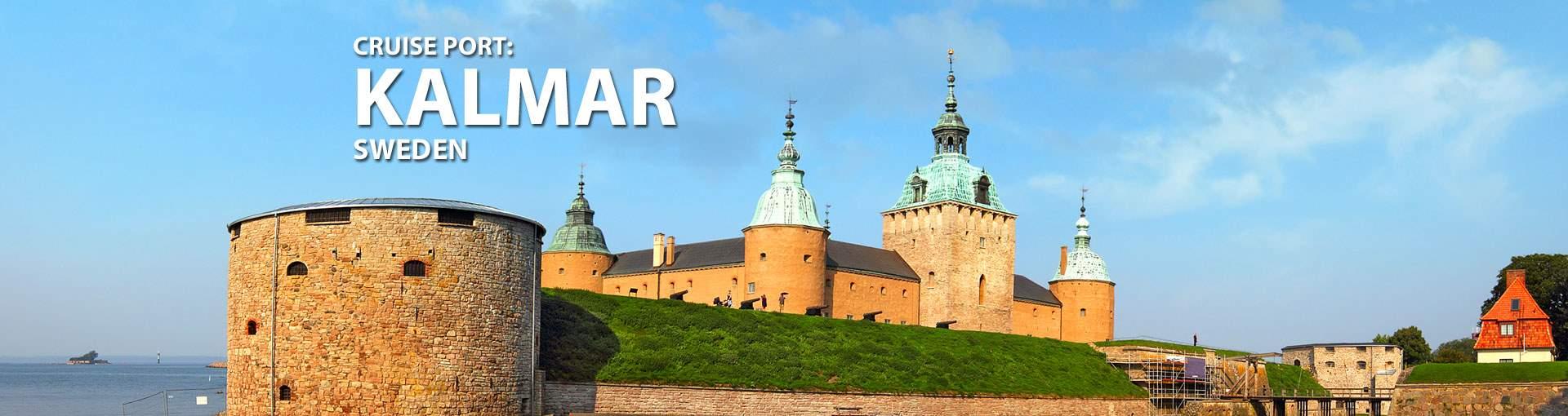 Cruises to Kalmar, Sweden