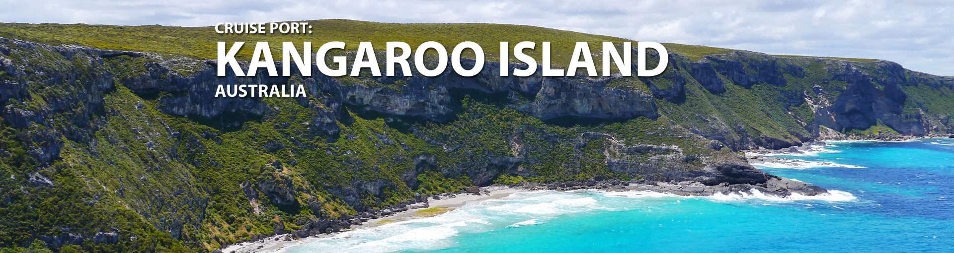 Cruises to Kangaroo Island, Australia