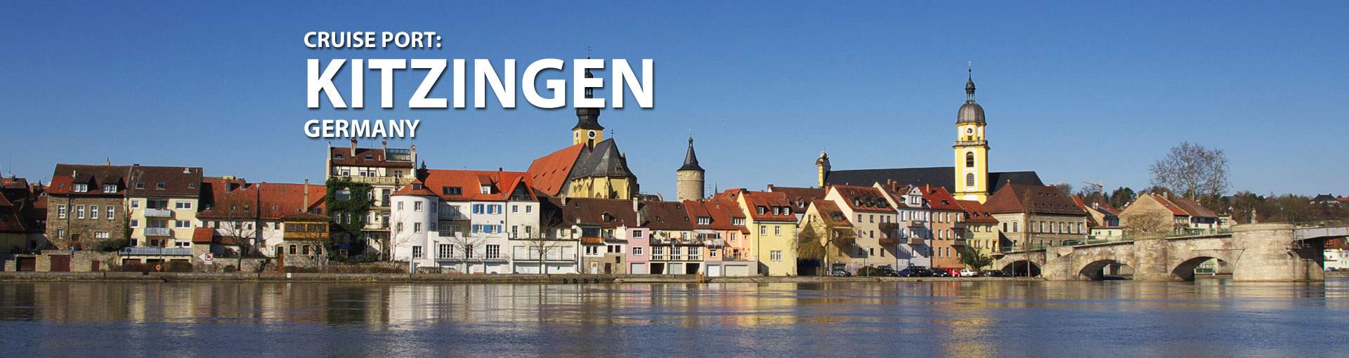 Cruises to Kitzingen, Germany