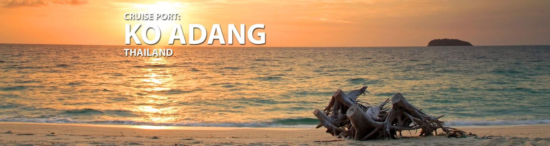 Cruises to Ko Adang, Thailand