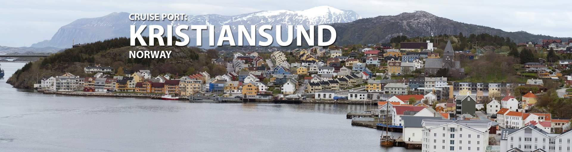 Cruises to Kristiansund, Norway