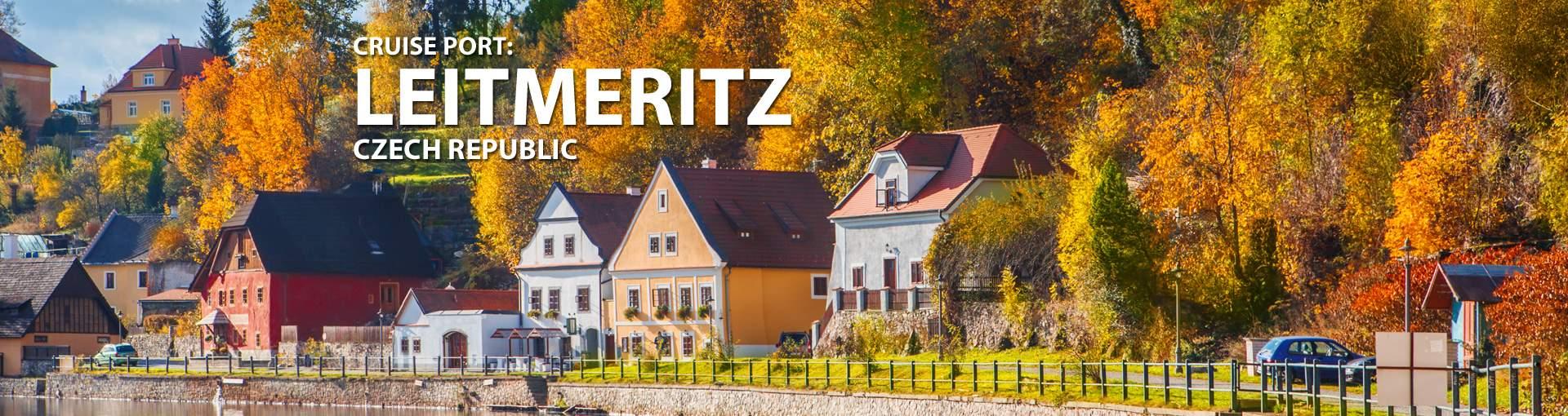 Cruises to Leitmeritz, Czech Republic
