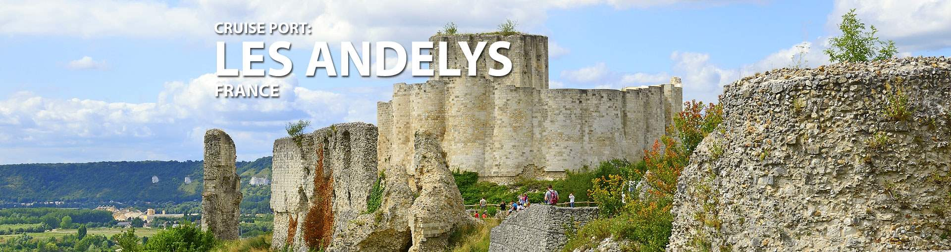 Cruises to Les Andelys, France