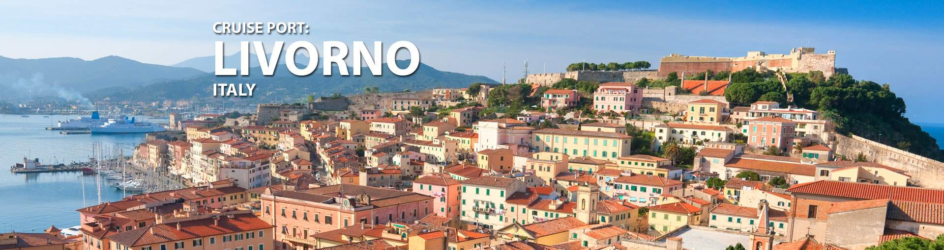 Livorno FlorencePisa Italy Cruise Port And Cruises - Italy cruises