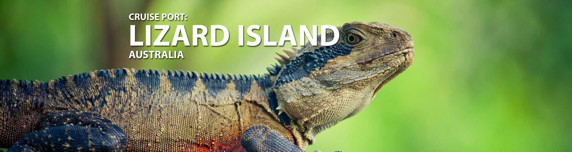Cruises to Lizard Island, Australia