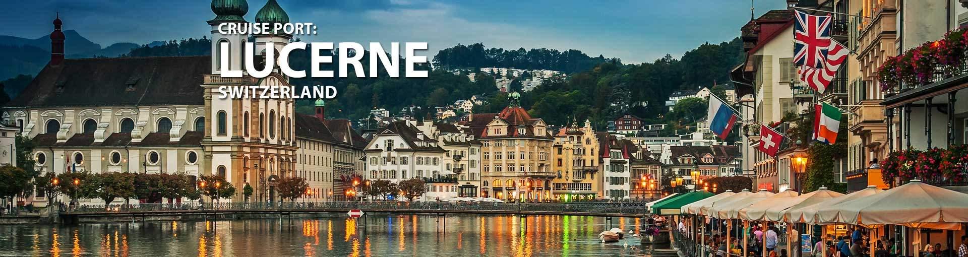 Lucerne, Switzerland Cruise Port