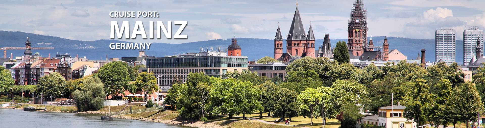 Cruises to Mainz, Germany