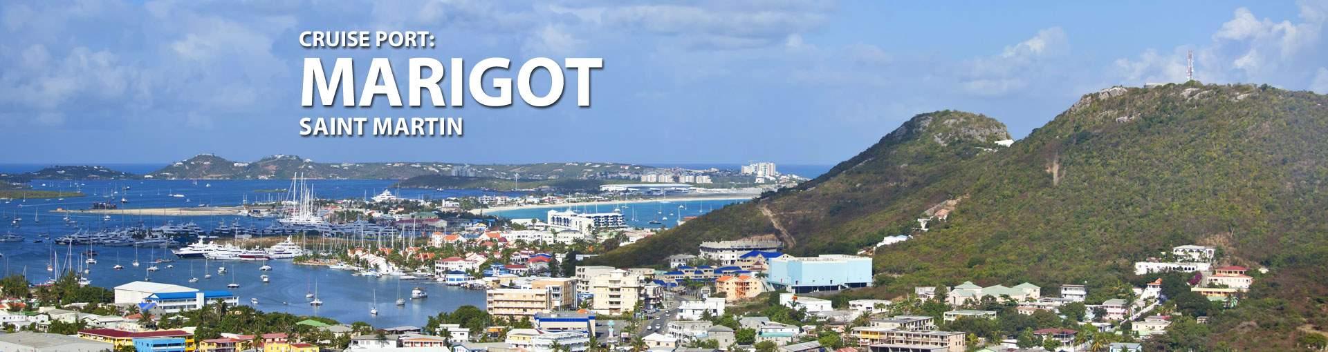 Cruises to Marigot, Saint Martin