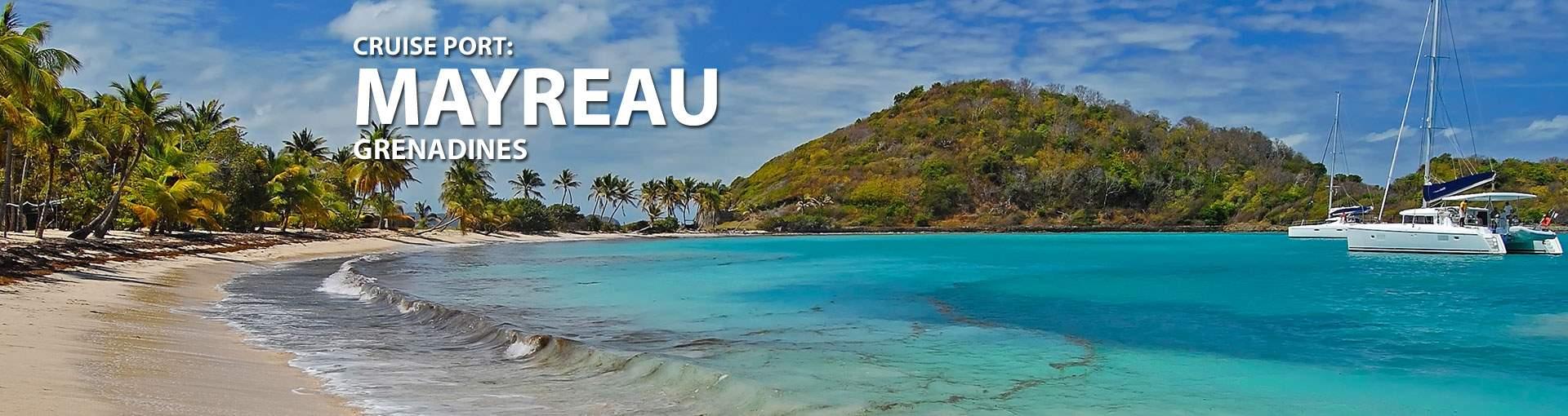 Cruises to Mayreau, Grenadines