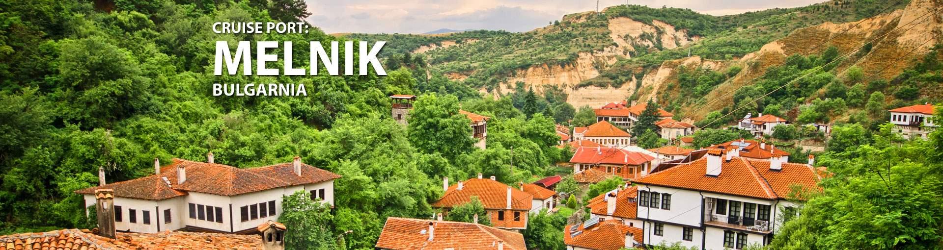 Cruises to Melnik Bulgaria