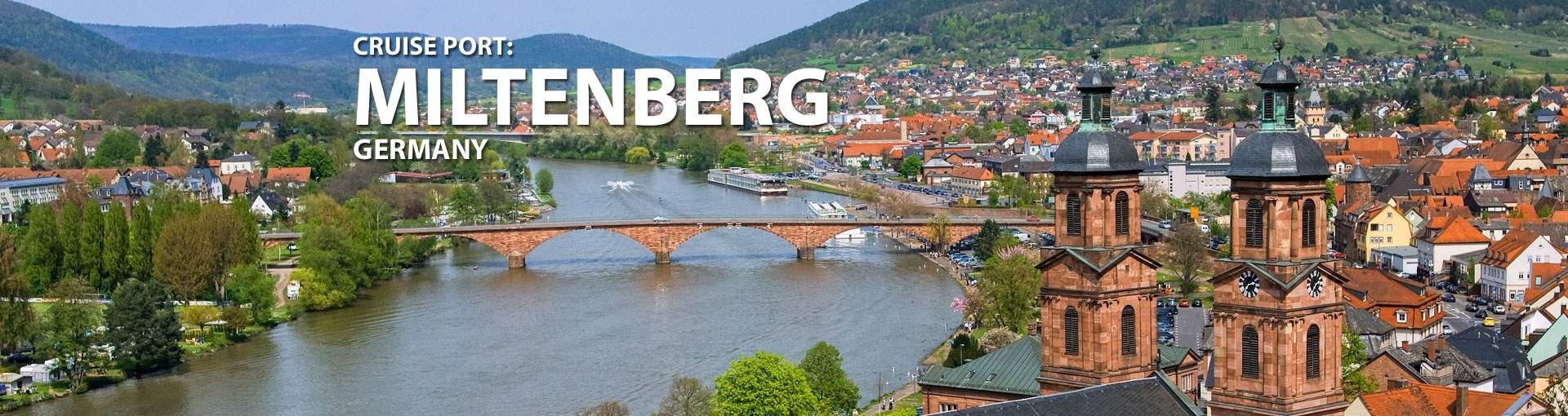 Cruises to Miltenberg, Germany