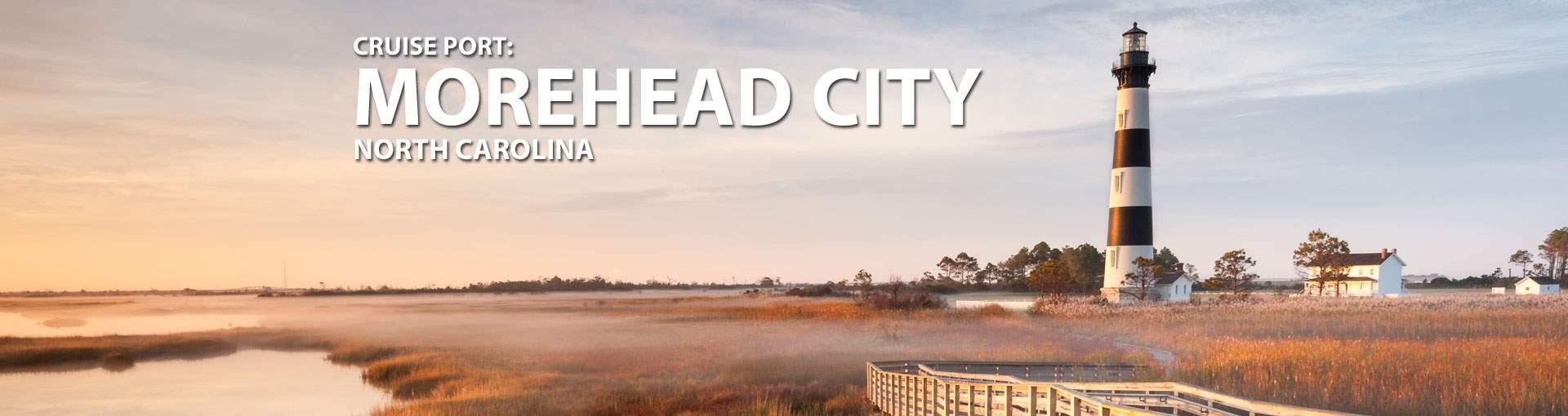 Cruises to Morehead City, North Carolina