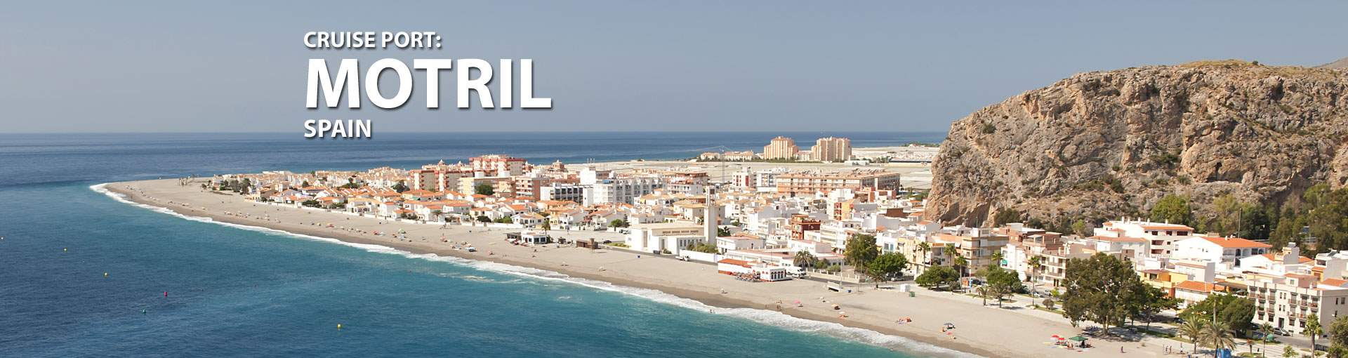 Cruises to Motril, Spain