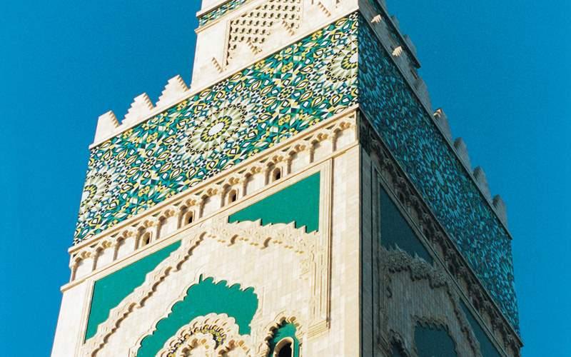Hasan Mosque II Casablanca, Morocco MSC Cruises