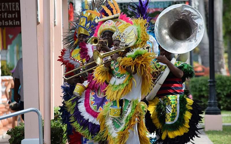 Carnival in Nassau