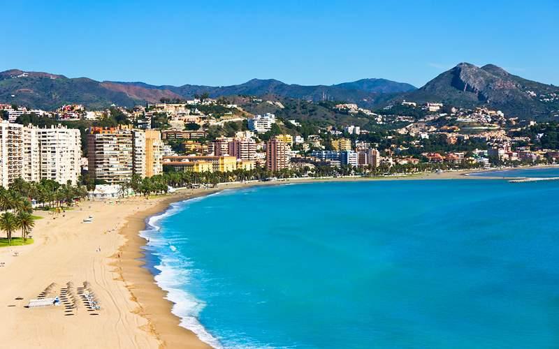 Malaga city, Spain MSC Cruises Transatlantic
