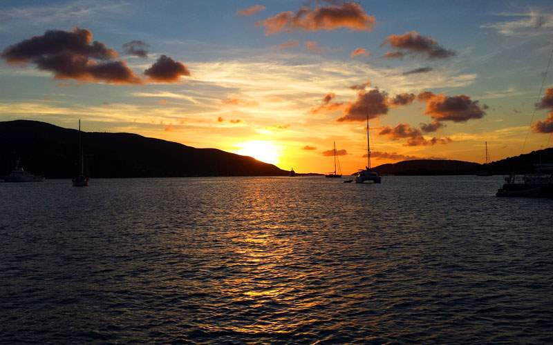 Cruise the Waters of the British Virgin Islands