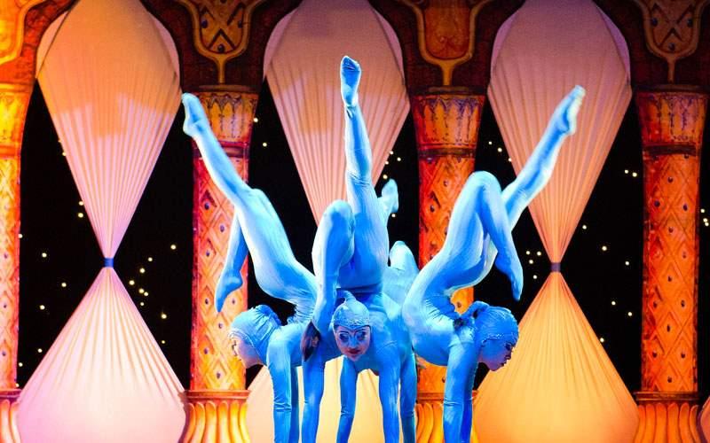 Catch an Acrobat Show in Shanghai