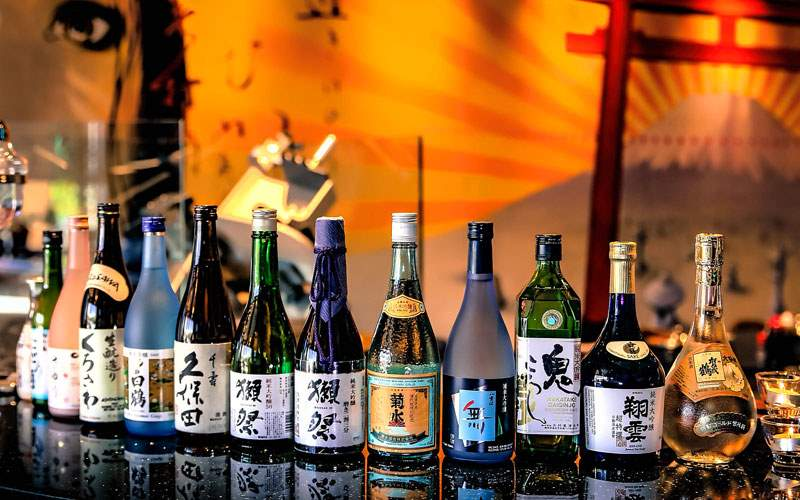Enjoy a Sake Tasting in Japan