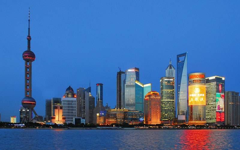 Take a Tour of Shanghai, China