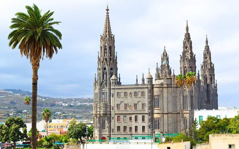 Church of San Juan Bautista, Arucas MSC Cruises