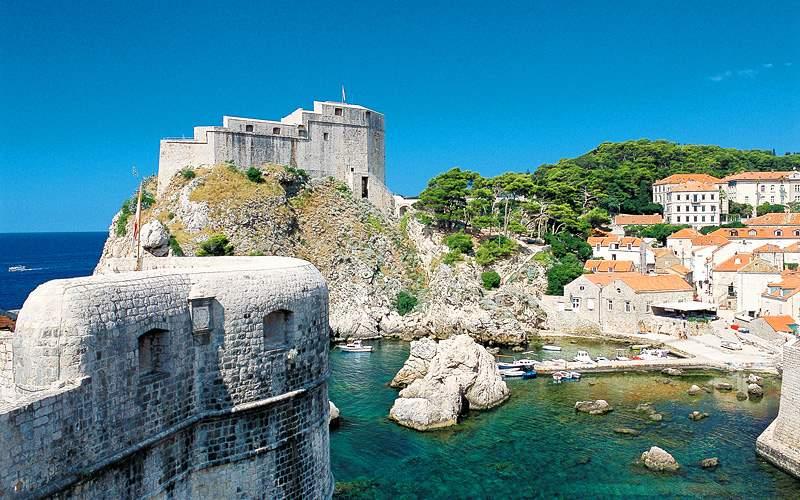 Dubrovnik, Croatia Coast MSC Cruises Mediterranean