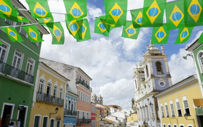 Pelourinho Salvador da Bahia Brazil MSC Cruises