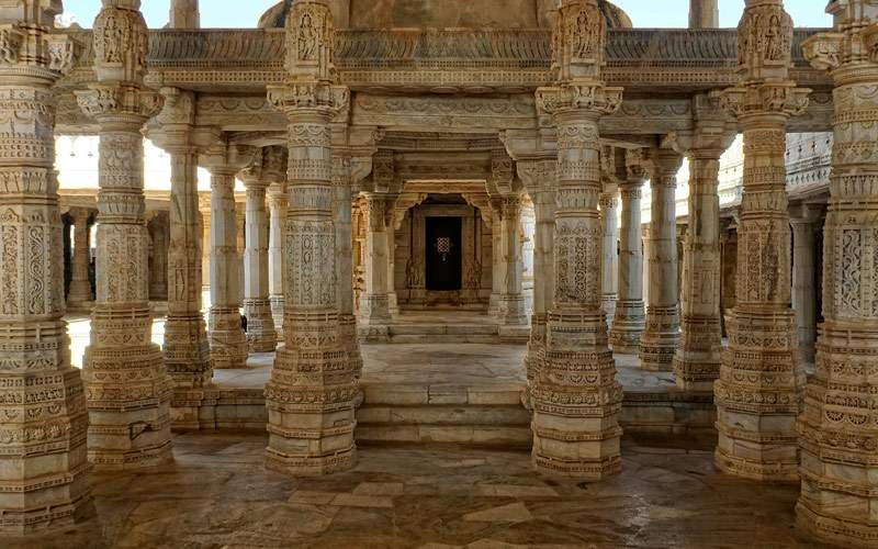 A temple for Jainism