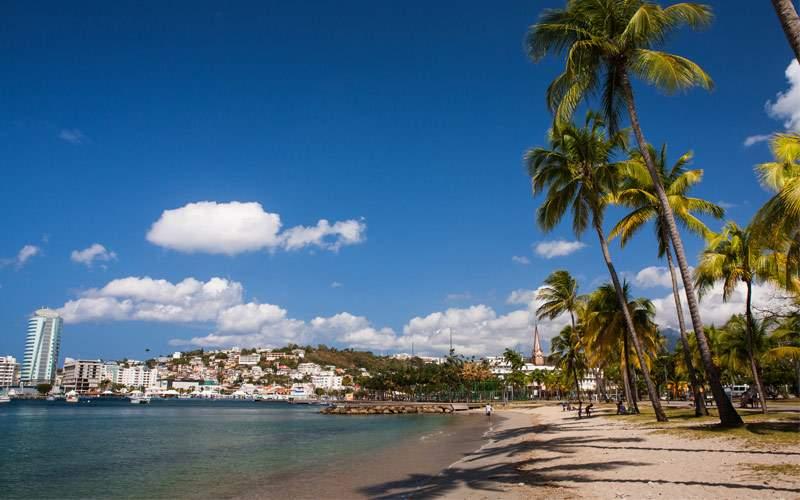 Fort de France, Martinique MSC Cruises Caribbean