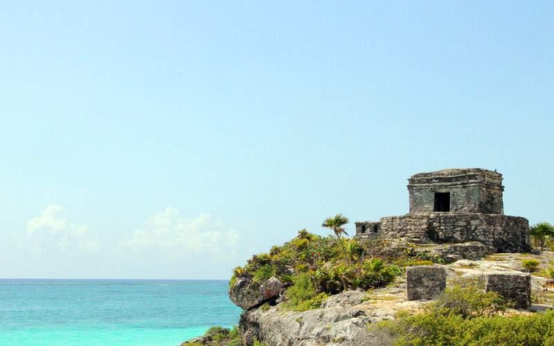 Visit Mayan Ruins in Cozumel