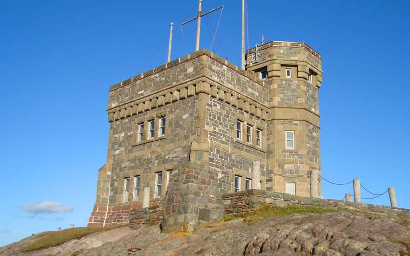 Signal Hill Tower in St. Johns