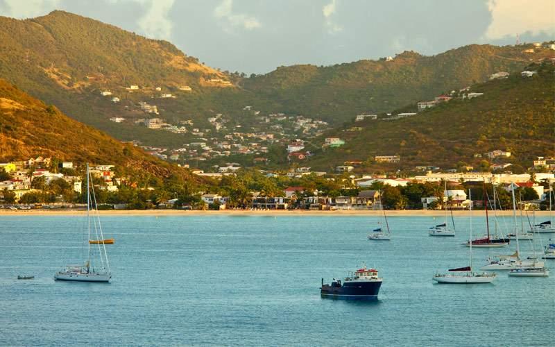 Philipsburg, St. Martin MSC Cruises Caribbean