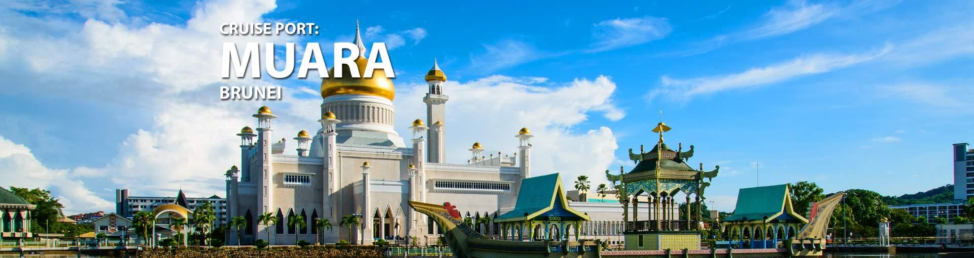 Cruise Port: Muara, Brunei