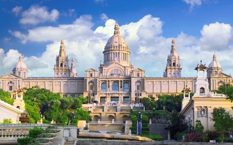 National Museum of Art Barcelona Spain