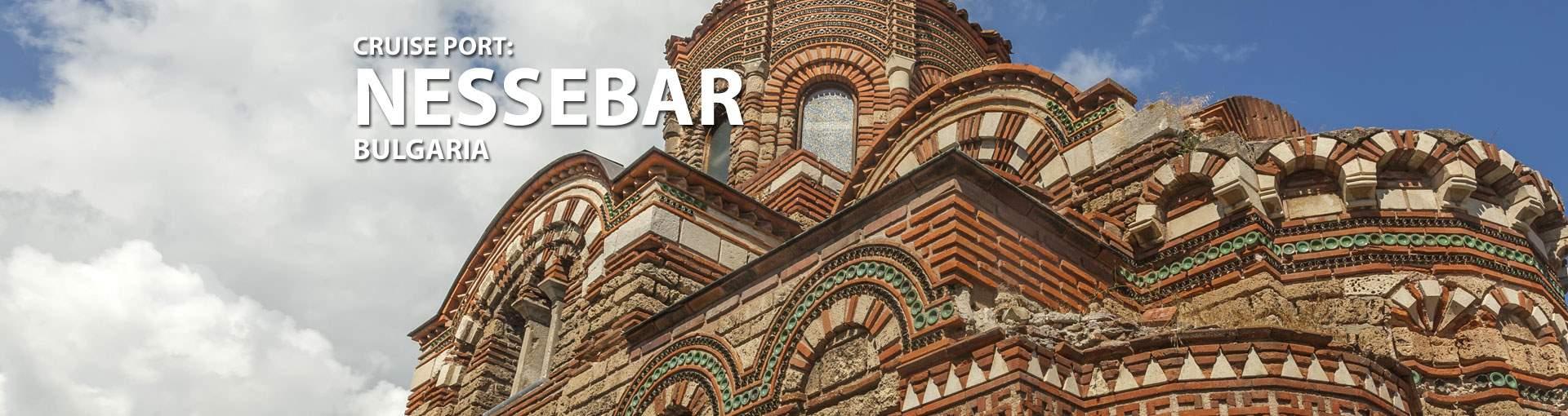 Cruises to Nessebar, Bulgaria