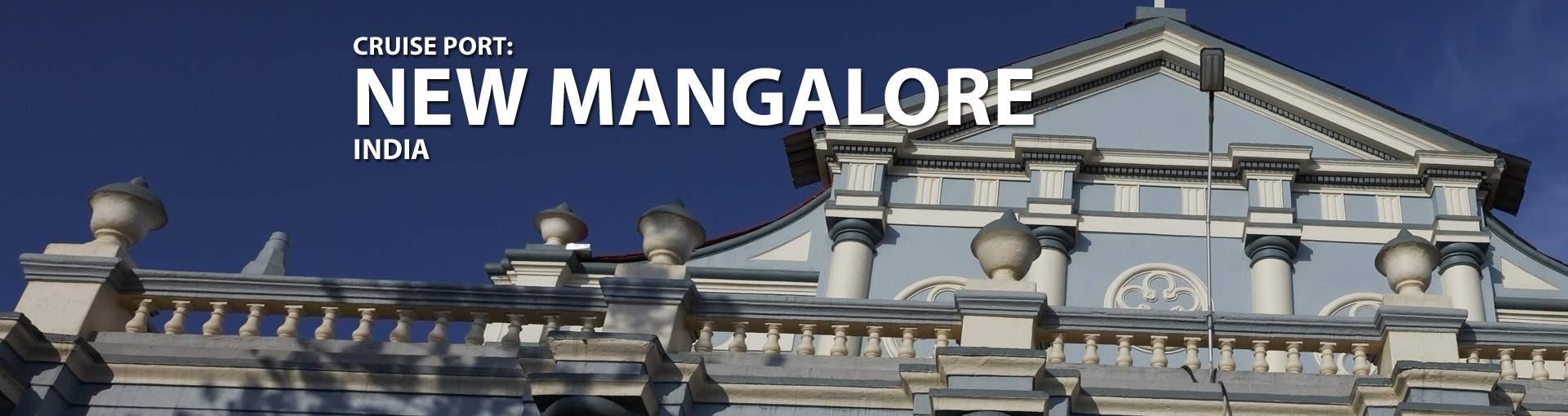 Cruise Port: New Mangalore, India