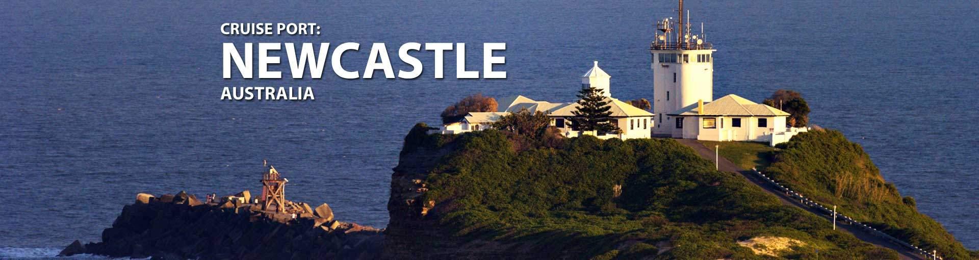 Cruises to Newcastle, Australia
