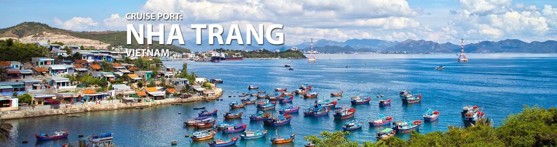 Cruise Port: Nha Trang, Vietnam