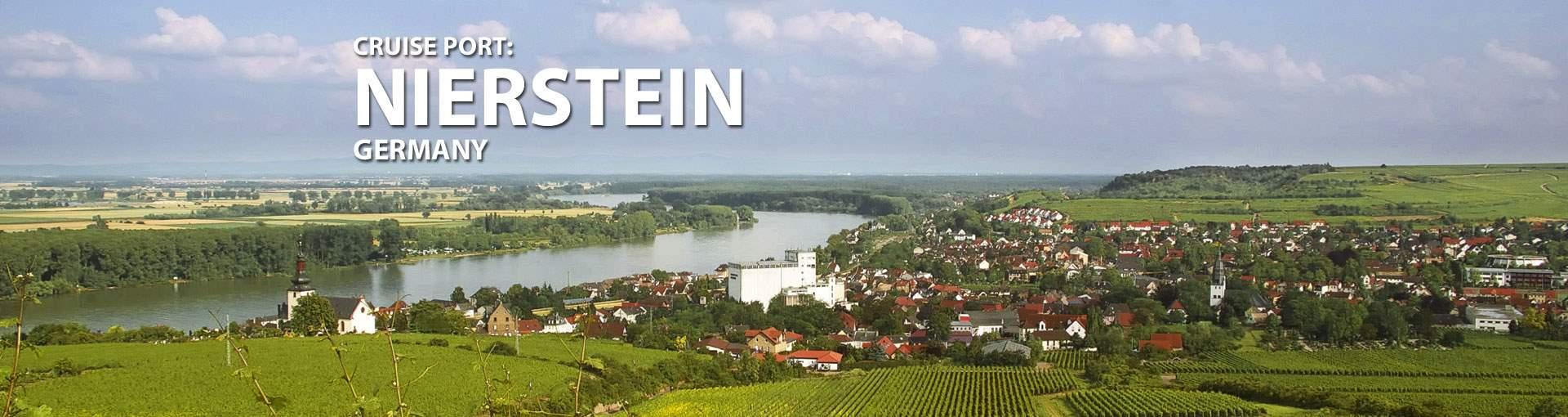 Cruises to Nierstein, Germany