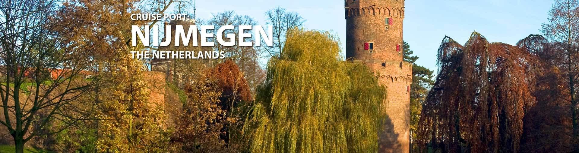 Cruises to Nijmegen, The Netherlands