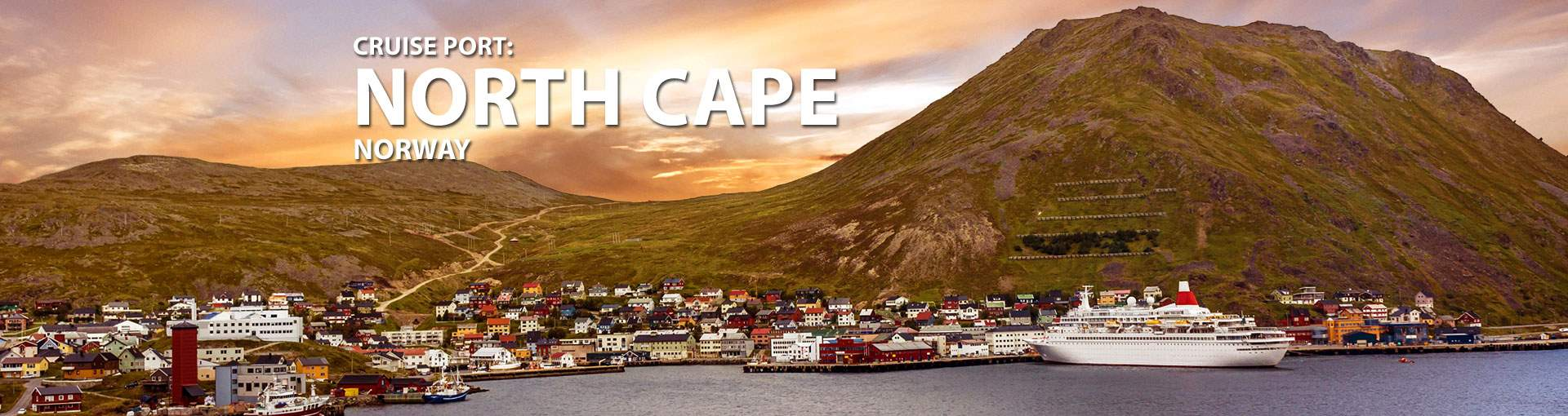 Cruises to North Cape, Norway