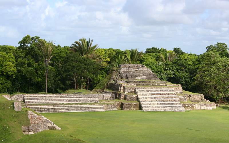 Altun Ha Mayan Ruins in Belize Norwegian Cruise